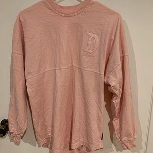Disney millennial pink spirit jersey.